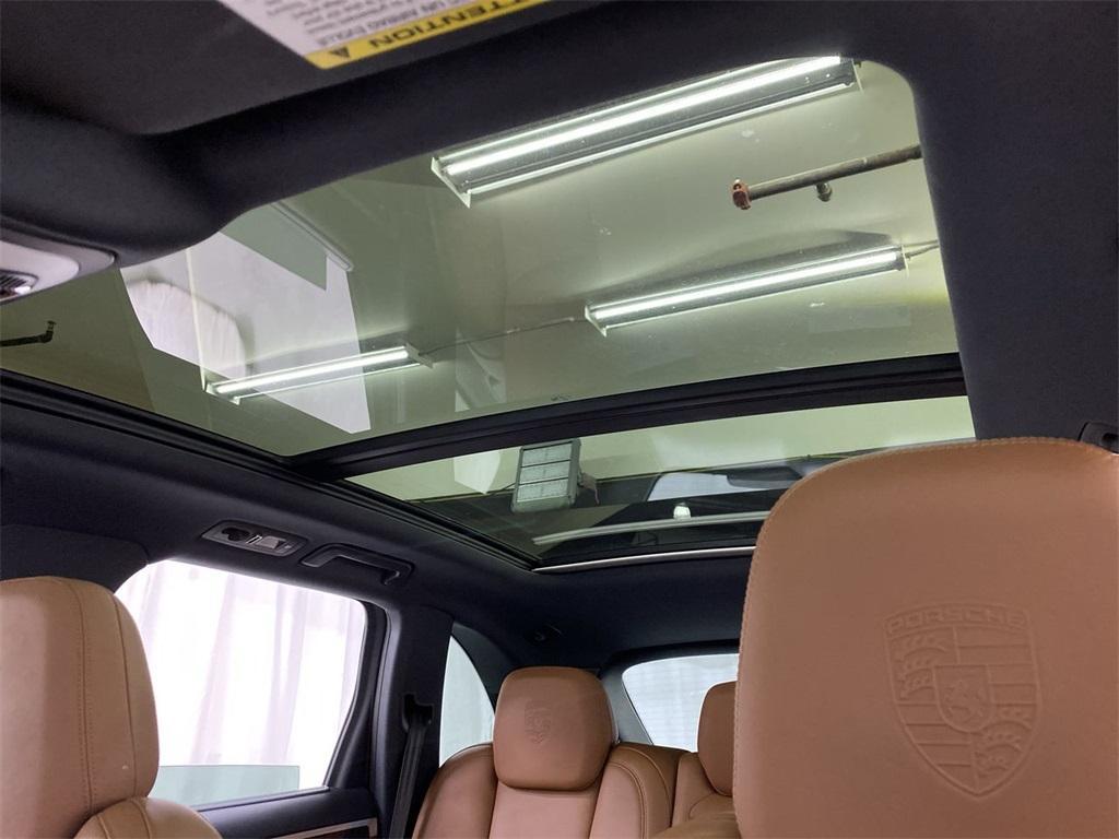 Used 2017 Porsche Cayenne Platinum Edition for sale $48,999 at Gravity Autos Marietta in Marietta GA 30060 39