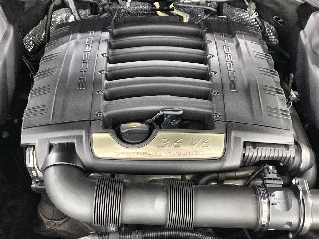 Used 2017 Porsche Cayenne Platinum Edition for sale $48,999 at Gravity Autos Marietta in Marietta GA 30060 46