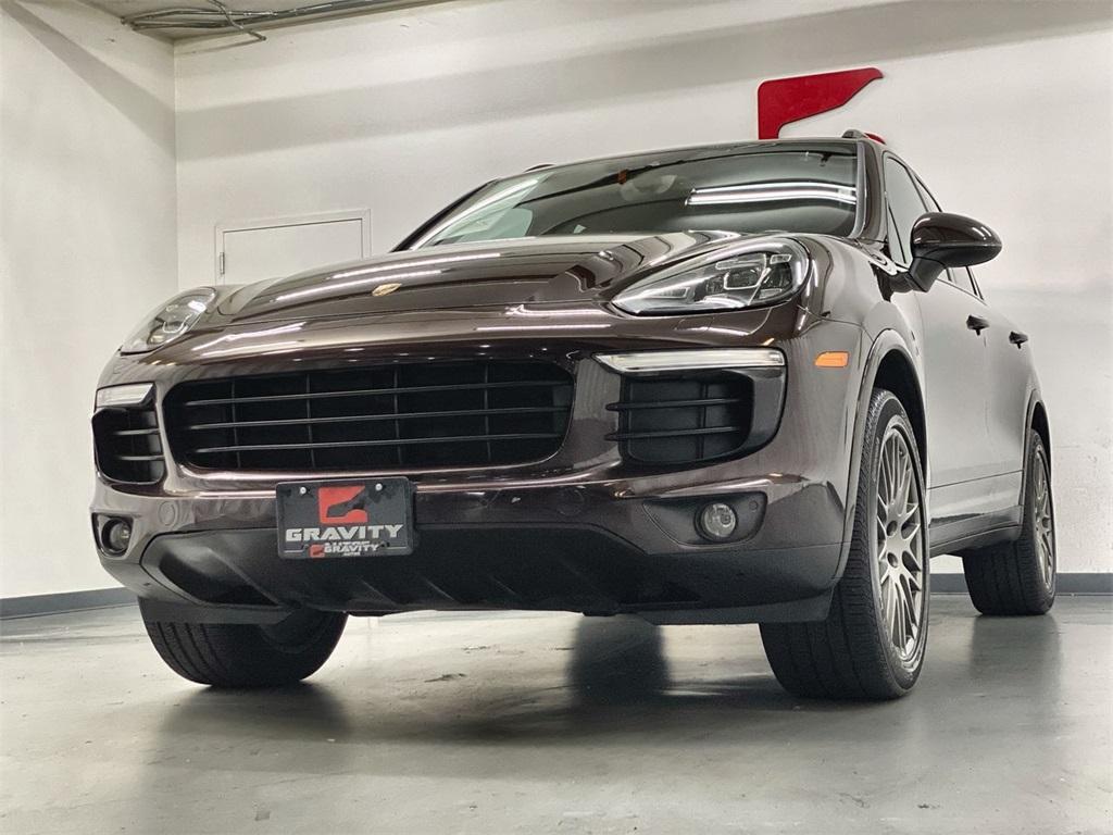Used 2017 Porsche Cayenne Platinum Edition for sale $48,999 at Gravity Autos Marietta in Marietta GA 30060 5