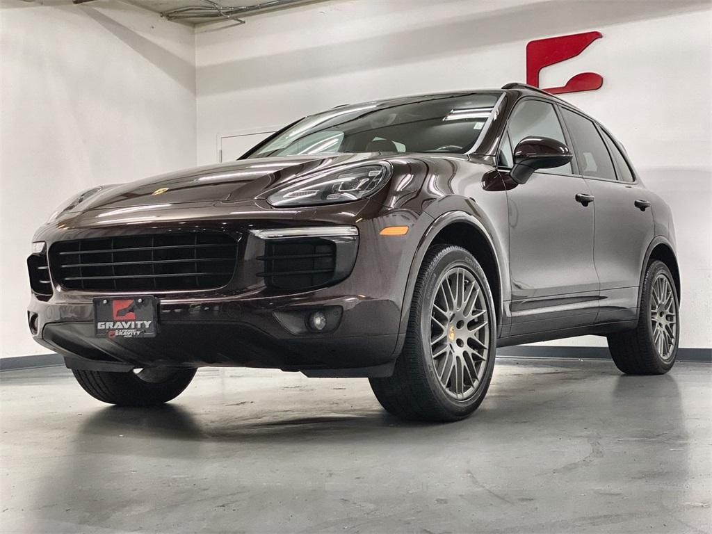 Used 2017 Porsche Cayenne Platinum Edition for sale $48,999 at Gravity Autos Marietta in Marietta GA 30060 6