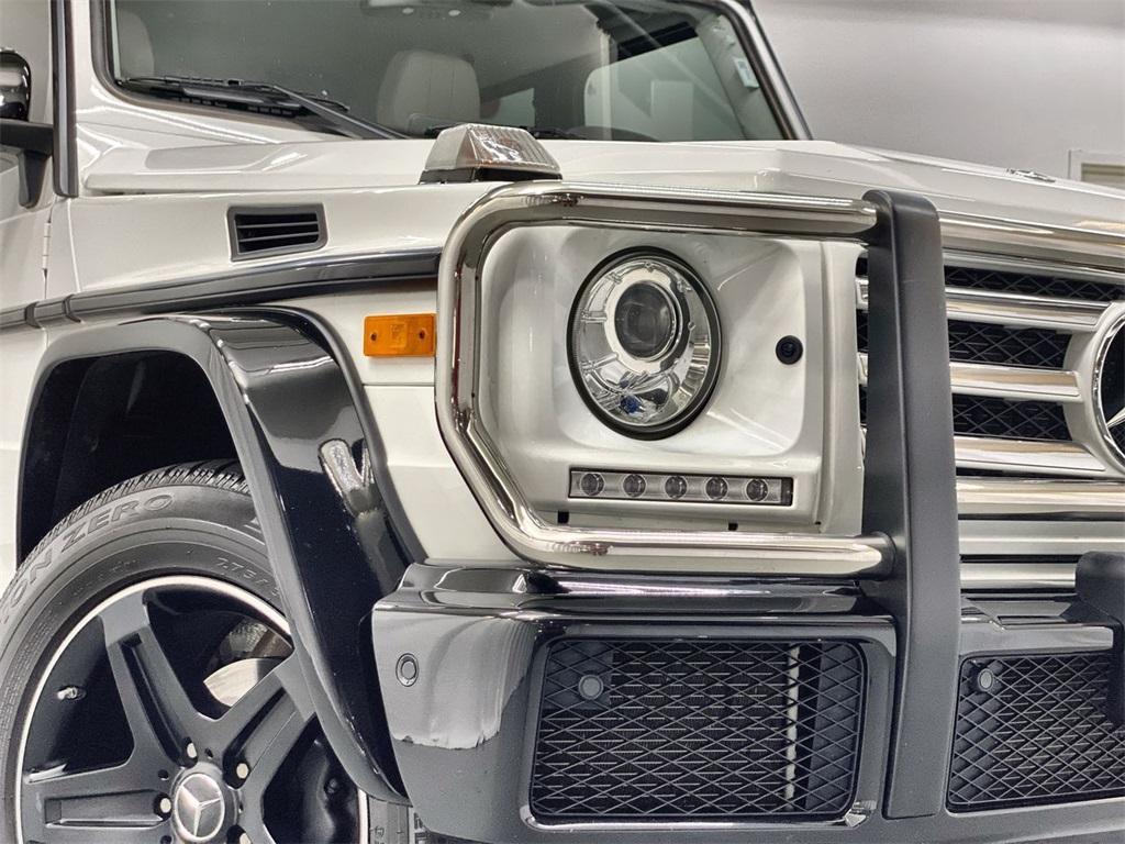 Used 2017 Mercedes-Benz G-Class G 550 for sale $96,666 at Gravity Autos Marietta in Marietta GA 30060 10