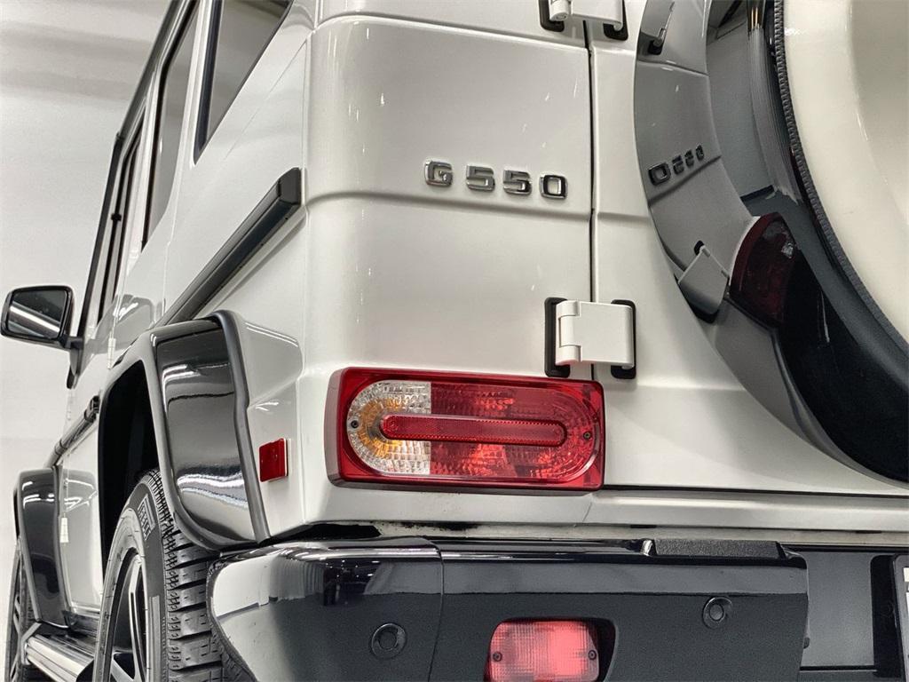 Used 2017 Mercedes-Benz G-Class G 550 for sale $96,666 at Gravity Autos Marietta in Marietta GA 30060 11