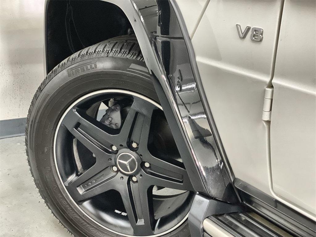 Used 2017 Mercedes-Benz G-Class G 550 for sale $96,666 at Gravity Autos Marietta in Marietta GA 30060 15
