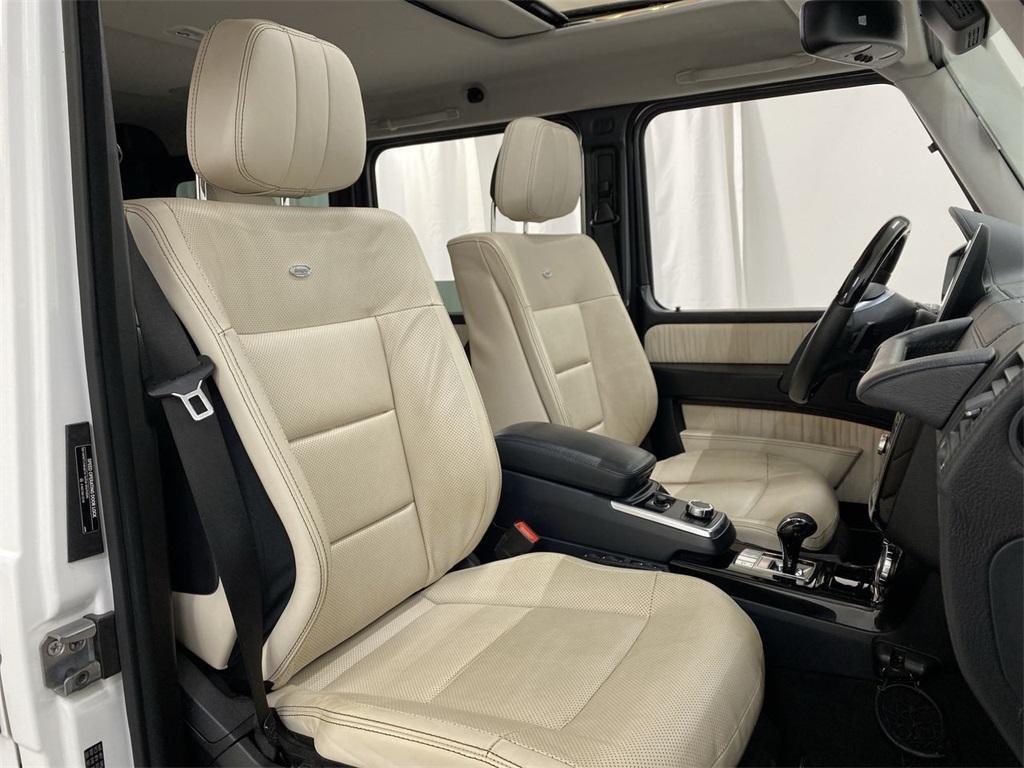 Used 2017 Mercedes-Benz G-Class G 550 for sale $96,666 at Gravity Autos Marietta in Marietta GA 30060 18