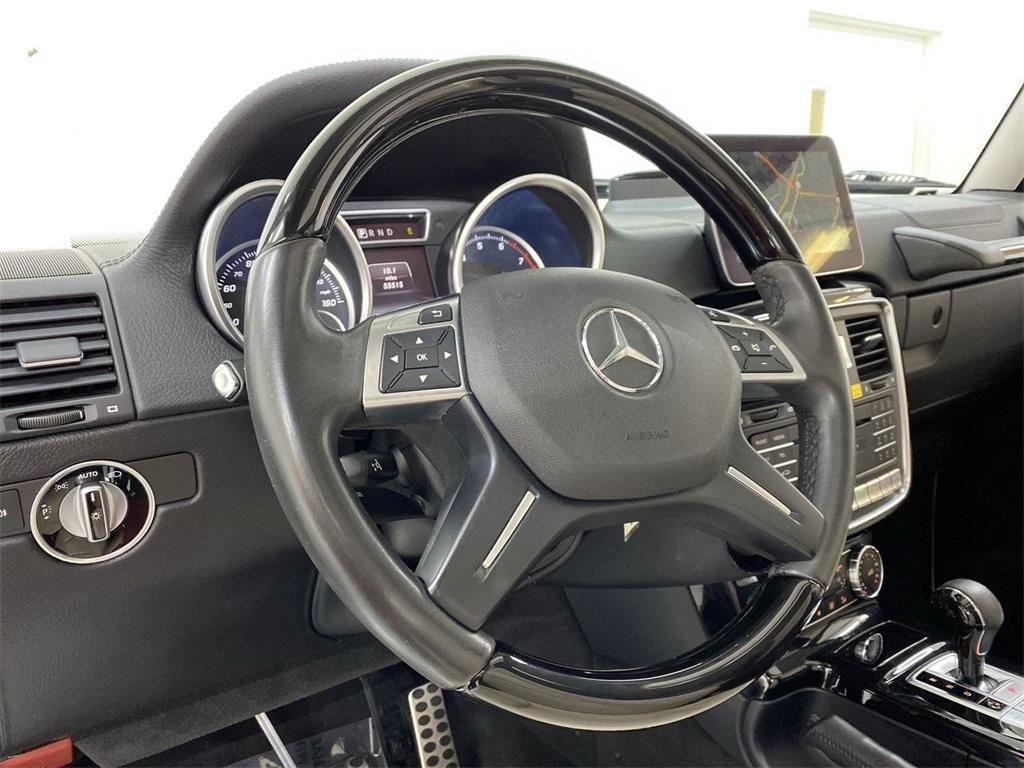 Used 2017 Mercedes-Benz G-Class G 550 for sale $96,666 at Gravity Autos Marietta in Marietta GA 30060 23
