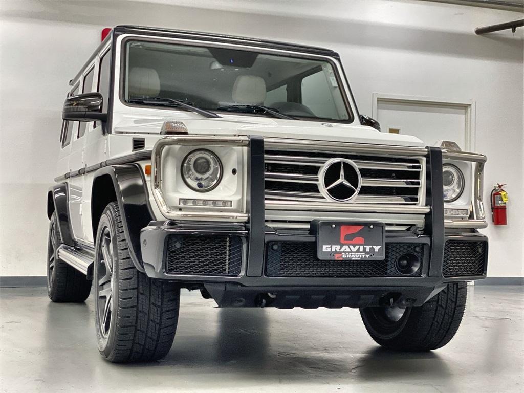 Used 2017 Mercedes-Benz G-Class G 550 for sale $96,666 at Gravity Autos Marietta in Marietta GA 30060 3