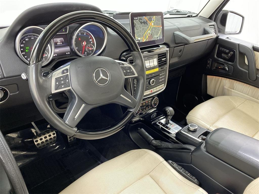 Used 2017 Mercedes-Benz G-Class G 550 for sale $96,666 at Gravity Autos Marietta in Marietta GA 30060 39