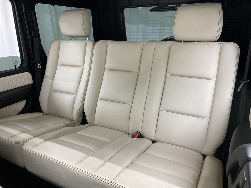Used 2017 Mercedes-Benz G-Class G 550 for sale $96,666 at Gravity Autos Marietta in Marietta GA 30060 40