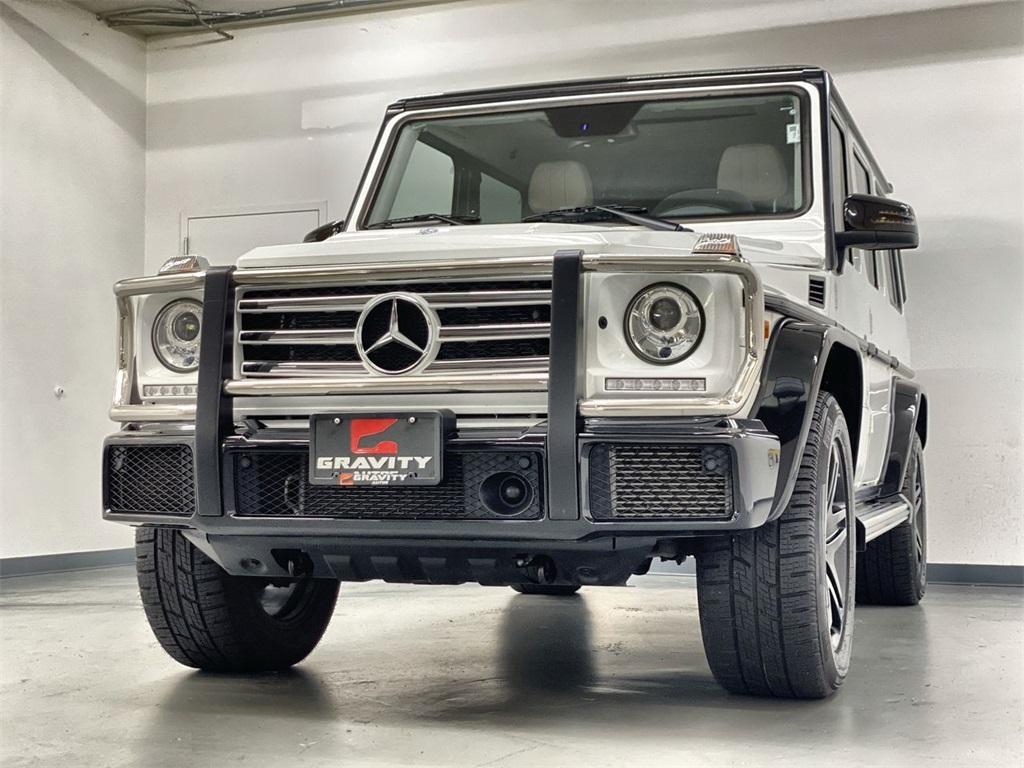 Used 2017 Mercedes-Benz G-Class G 550 for sale $96,666 at Gravity Autos Marietta in Marietta GA 30060 5