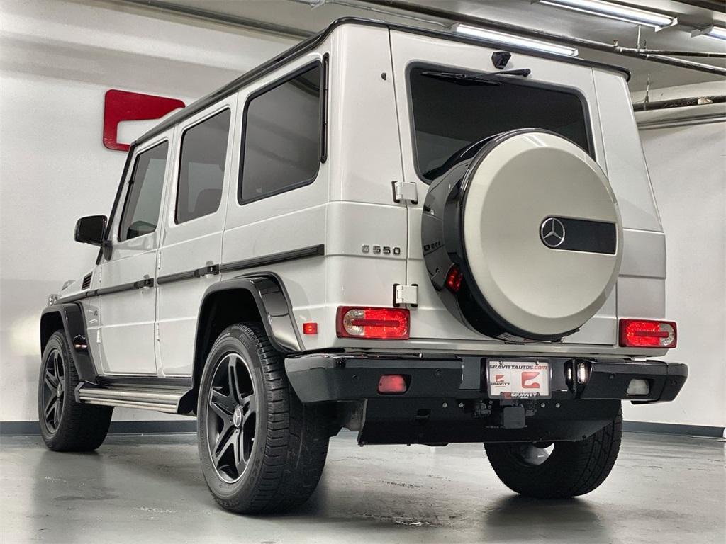 Used 2017 Mercedes-Benz G-Class G 550 for sale $96,666 at Gravity Autos Marietta in Marietta GA 30060 7
