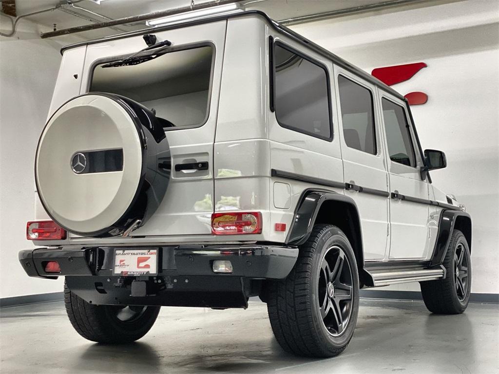 Used 2017 Mercedes-Benz G-Class G 550 for sale $96,666 at Gravity Autos Marietta in Marietta GA 30060 9
