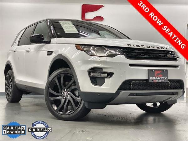Used 2017 Land Rover Discovery Sport HSE Luxury for sale $32,485 at Gravity Autos Marietta in Marietta GA