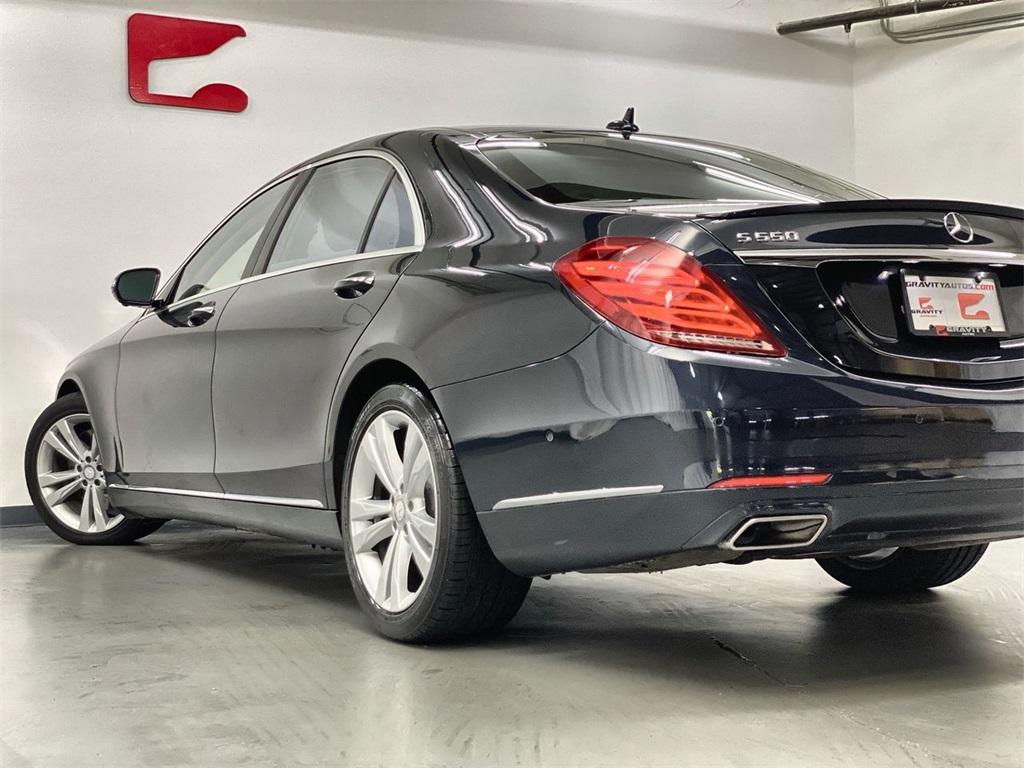 Used 2015 Mercedes-Benz S-Class S 550 for sale $46,888 at Gravity Autos Marietta in Marietta GA 30060 13