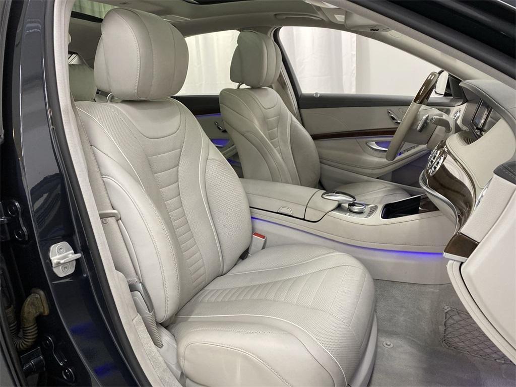 Used 2015 Mercedes-Benz S-Class S 550 for sale $46,888 at Gravity Autos Marietta in Marietta GA 30060 19
