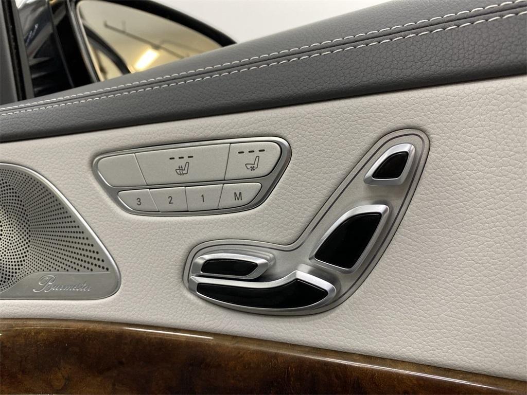 Used 2015 Mercedes-Benz S-Class S 550 for sale $46,888 at Gravity Autos Marietta in Marietta GA 30060 20