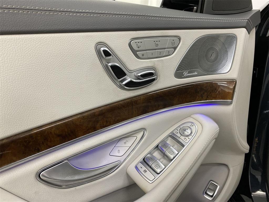 Used 2015 Mercedes-Benz S-Class S 550 for sale $46,888 at Gravity Autos Marietta in Marietta GA 30060 21