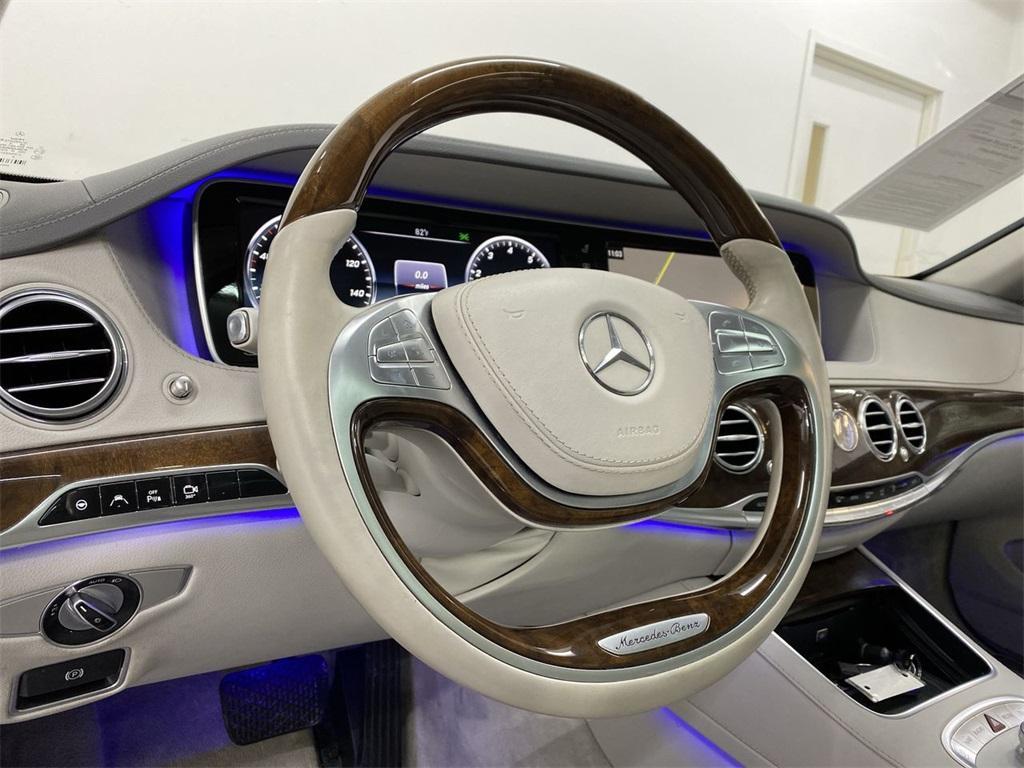 Used 2015 Mercedes-Benz S-Class S 550 for sale $46,888 at Gravity Autos Marietta in Marietta GA 30060 24