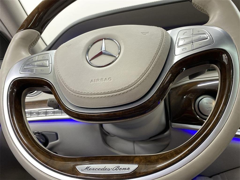 Used 2015 Mercedes-Benz S-Class S 550 for sale $46,888 at Gravity Autos Marietta in Marietta GA 30060 27