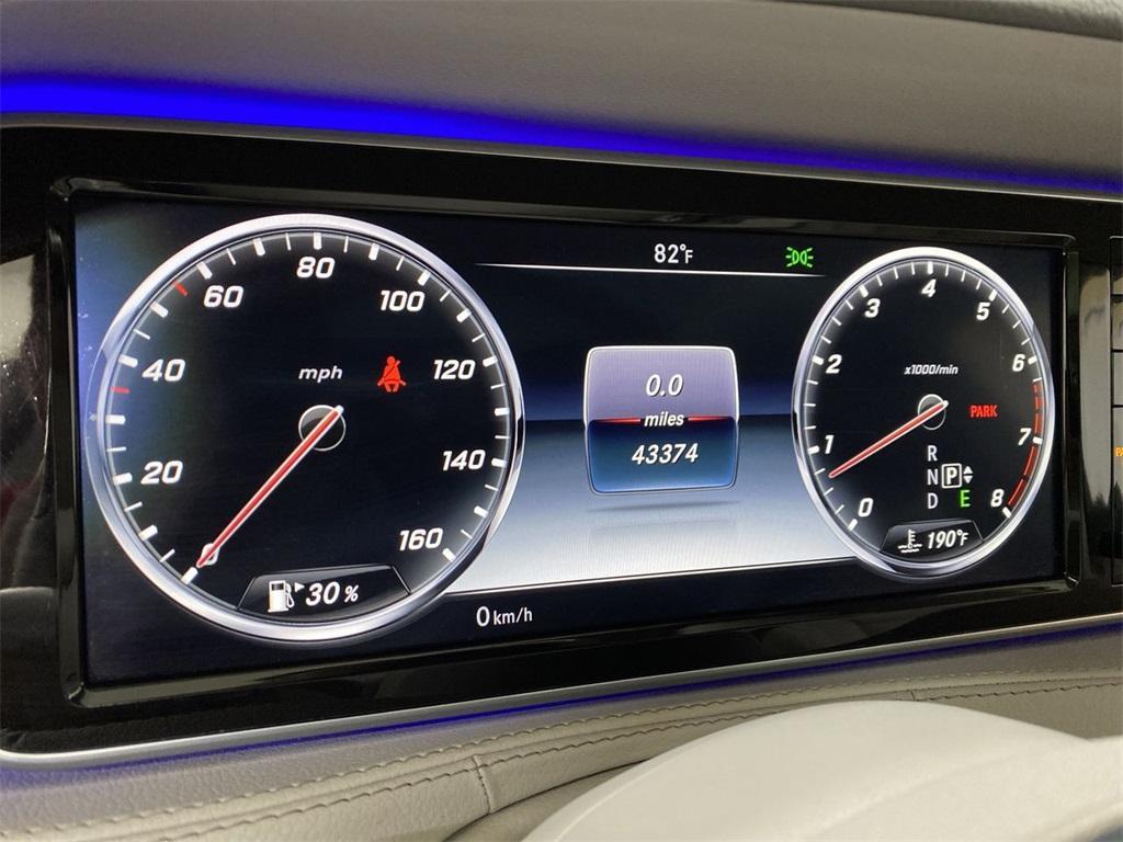 Used 2015 Mercedes-Benz S-Class S 550 for sale $46,888 at Gravity Autos Marietta in Marietta GA 30060 28