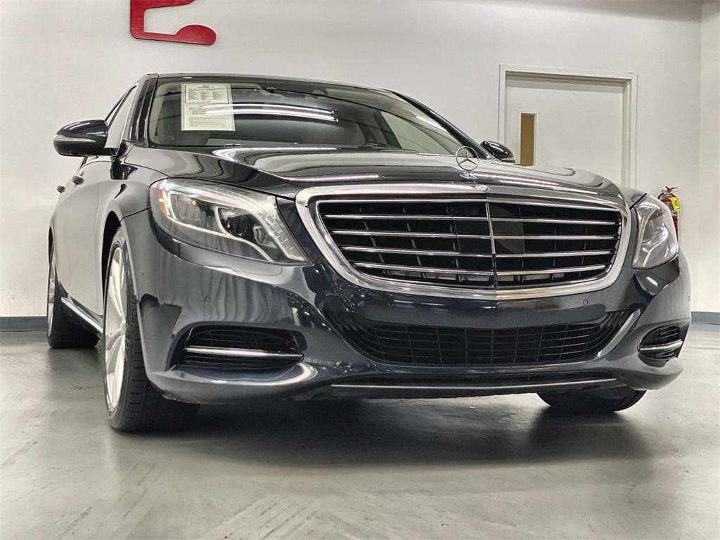 Used 2015 Mercedes-Benz S-Class S 550 for sale $46,888 at Gravity Autos Marietta in Marietta GA 30060 3