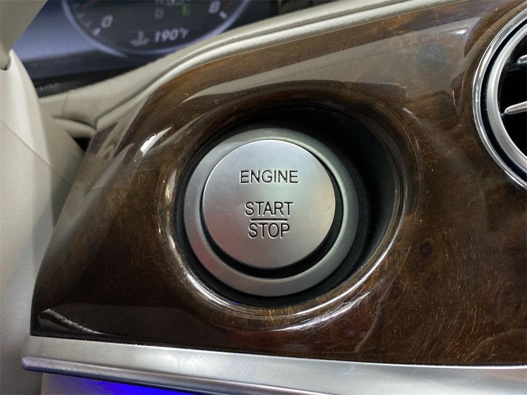 Used 2015 Mercedes-Benz S-Class S 550 for sale $46,888 at Gravity Autos Marietta in Marietta GA 30060 31