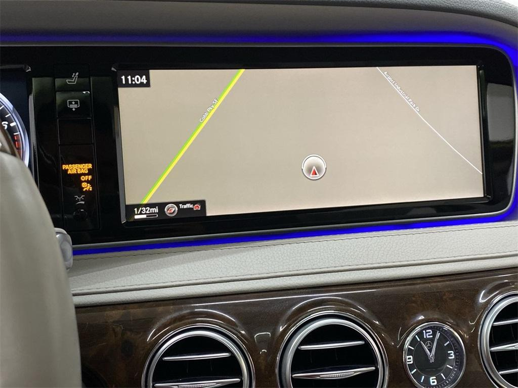 Used 2015 Mercedes-Benz S-Class S 550 for sale $46,888 at Gravity Autos Marietta in Marietta GA 30060 32