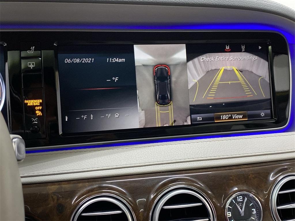 Used 2015 Mercedes-Benz S-Class S 550 for sale $46,888 at Gravity Autos Marietta in Marietta GA 30060 33