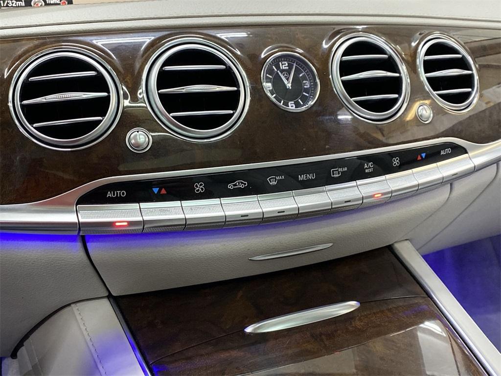 Used 2015 Mercedes-Benz S-Class S 550 for sale $46,888 at Gravity Autos Marietta in Marietta GA 30060 35