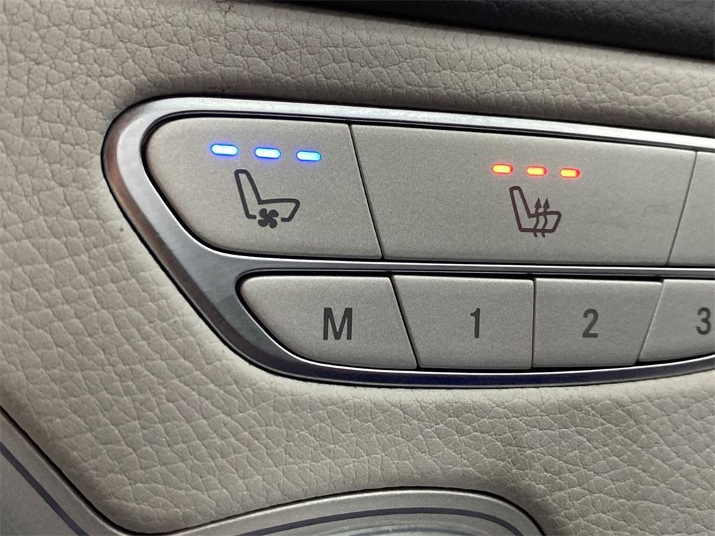 Used 2015 Mercedes-Benz S-Class S 550 for sale $46,888 at Gravity Autos Marietta in Marietta GA 30060 36