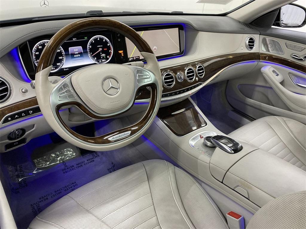 Used 2015 Mercedes-Benz S-Class S 550 for sale $46,888 at Gravity Autos Marietta in Marietta GA 30060 42