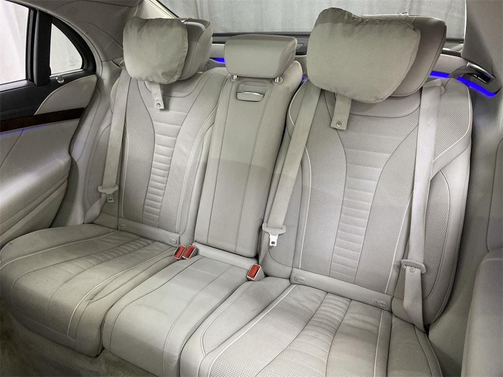 Used 2015 Mercedes-Benz S-Class S 550 for sale $46,888 at Gravity Autos Marietta in Marietta GA 30060 43