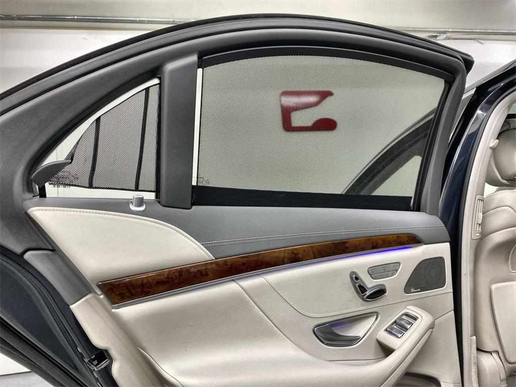 Used 2015 Mercedes-Benz S-Class S 550 for sale $46,888 at Gravity Autos Marietta in Marietta GA 30060 45