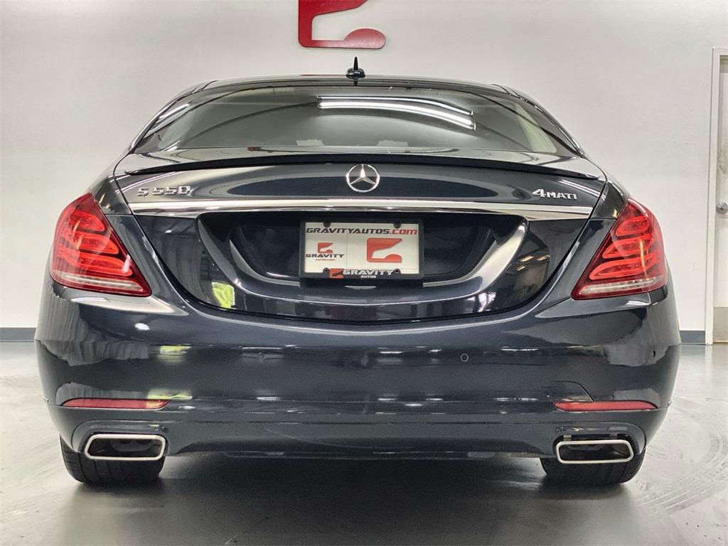 Used 2015 Mercedes-Benz S-Class S 550 for sale $46,888 at Gravity Autos Marietta in Marietta GA 30060 8