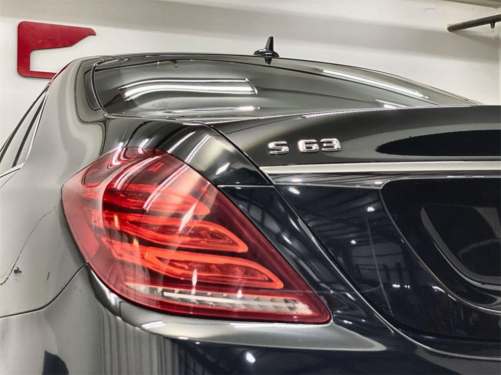 Used 2015 Mercedes-Benz S-Class S 63 AMG for sale $72,888 at Gravity Autos Marietta in Marietta GA 30060 11