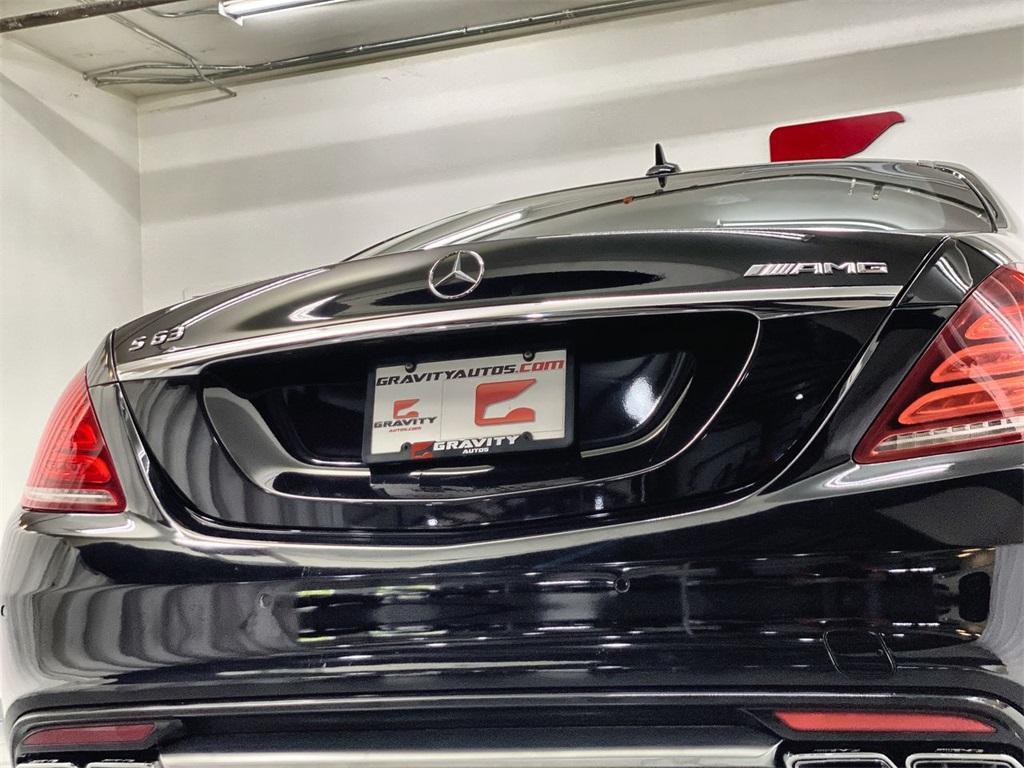 Used 2015 Mercedes-Benz S-Class S 63 AMG for sale $72,888 at Gravity Autos Marietta in Marietta GA 30060 12