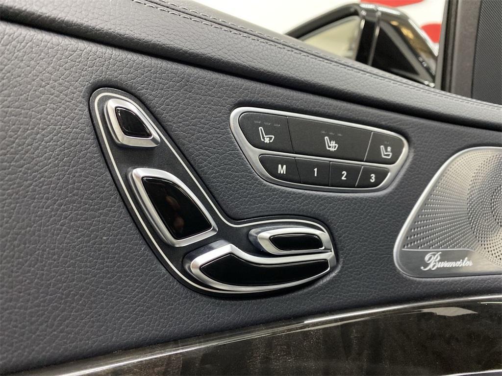 Used 2015 Mercedes-Benz S-Class S 63 AMG for sale $72,888 at Gravity Autos Marietta in Marietta GA 30060 18