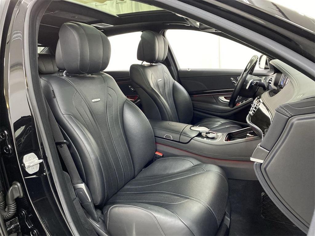 Used 2015 Mercedes-Benz S-Class S 63 AMG for sale $72,888 at Gravity Autos Marietta in Marietta GA 30060 19