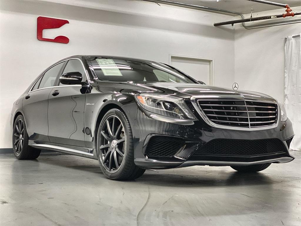 Used 2015 Mercedes-Benz S-Class S 63 AMG for sale $72,888 at Gravity Autos Marietta in Marietta GA 30060 2