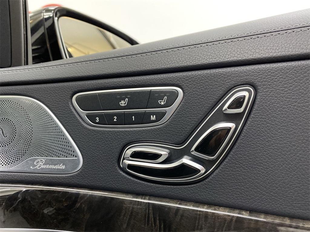 Used 2015 Mercedes-Benz S-Class S 63 AMG for sale $72,888 at Gravity Autos Marietta in Marietta GA 30060 20