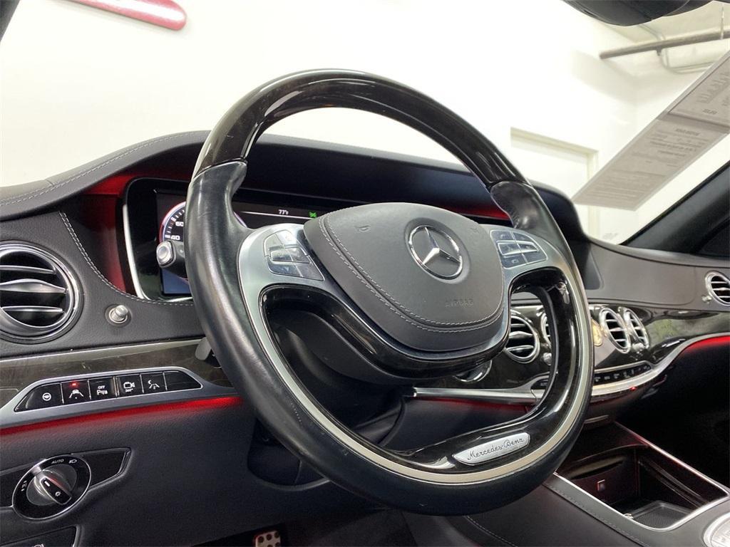 Used 2015 Mercedes-Benz S-Class S 63 AMG for sale $72,888 at Gravity Autos Marietta in Marietta GA 30060 24