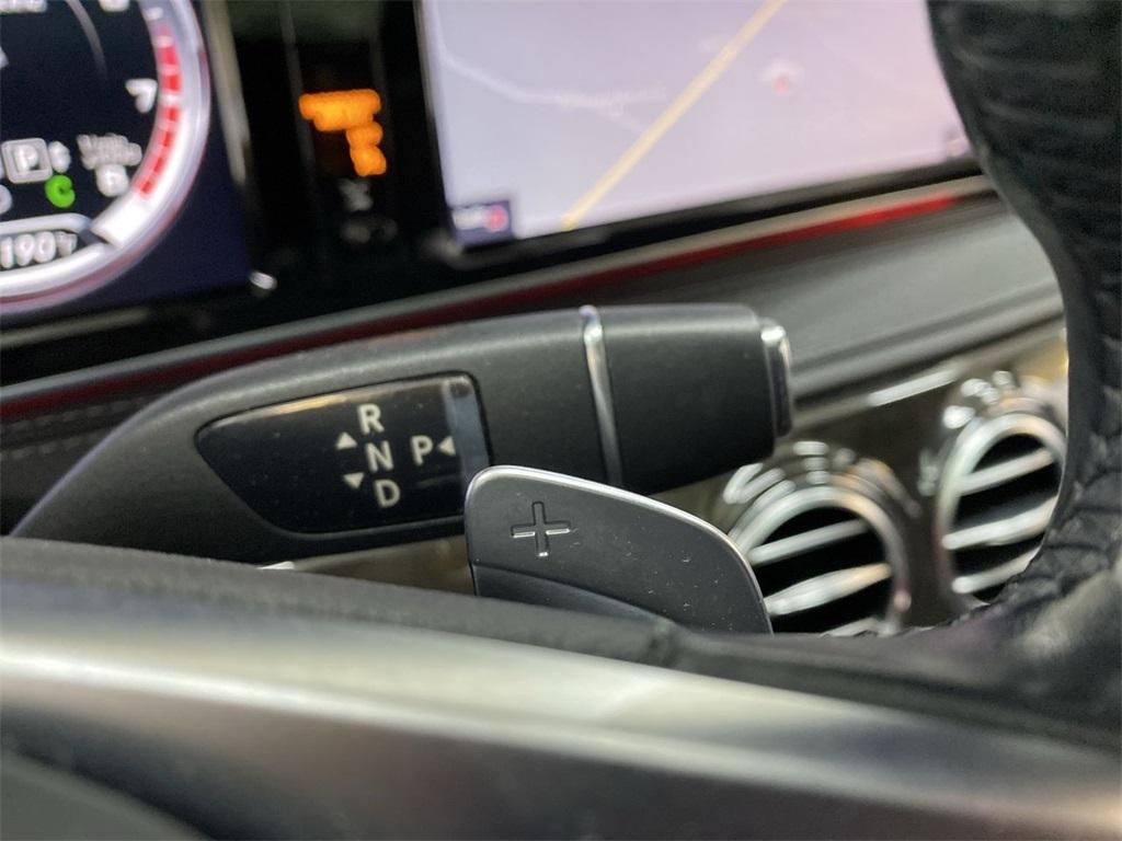 Used 2015 Mercedes-Benz S-Class S 63 AMG for sale $72,888 at Gravity Autos Marietta in Marietta GA 30060 25