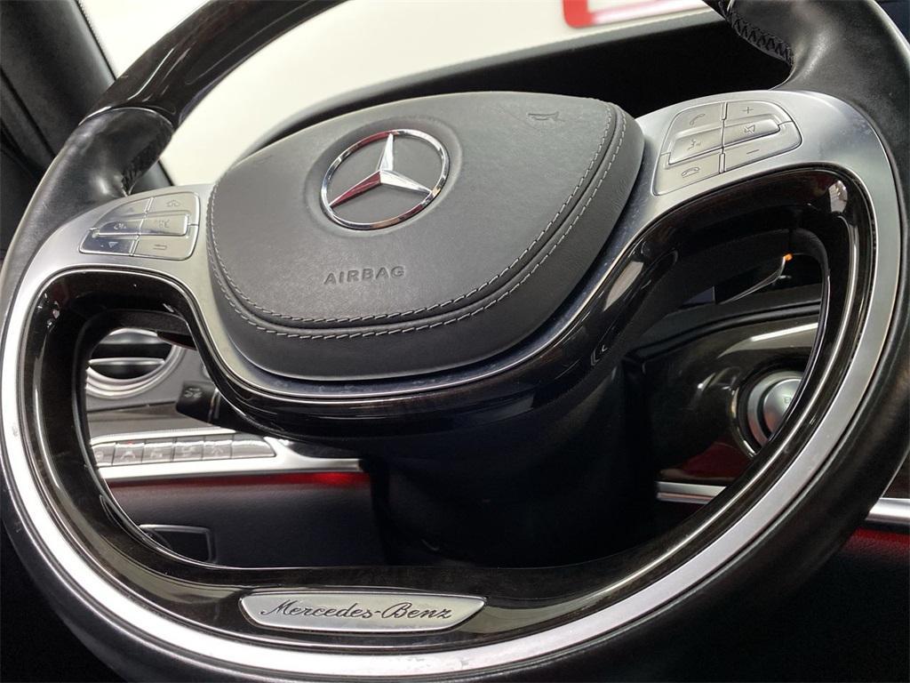 Used 2015 Mercedes-Benz S-Class S 63 AMG for sale $72,888 at Gravity Autos Marietta in Marietta GA 30060 27