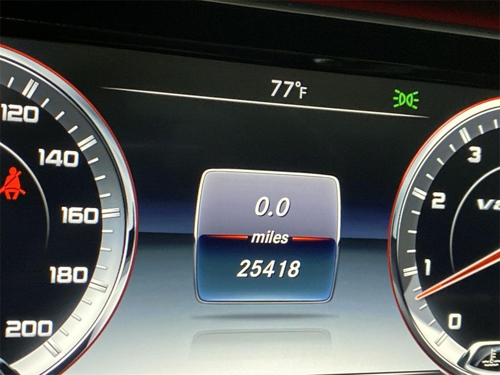 Used 2015 Mercedes-Benz S-Class S 63 AMG for sale $72,888 at Gravity Autos Marietta in Marietta GA 30060 28