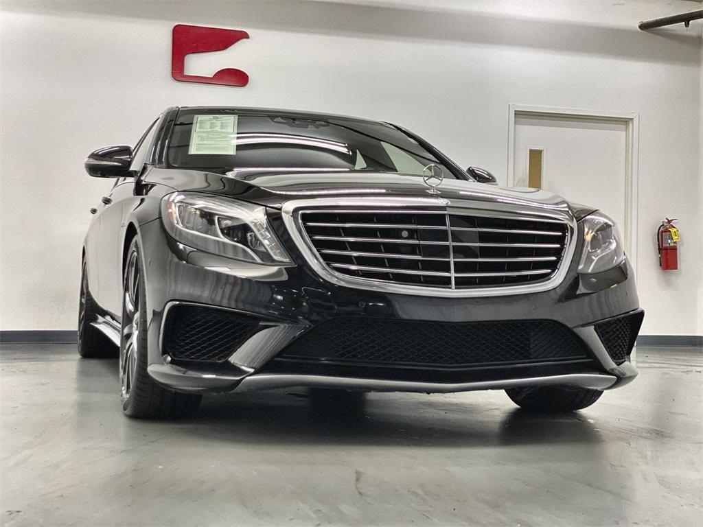 Used 2015 Mercedes-Benz S-Class S 63 AMG for sale $72,888 at Gravity Autos Marietta in Marietta GA 30060 3