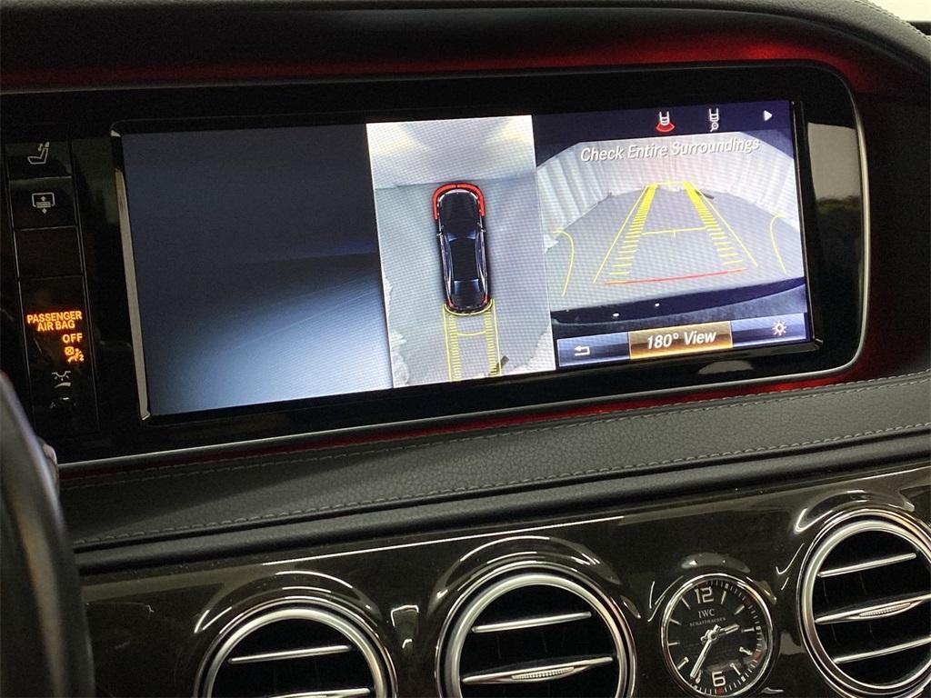 Used 2015 Mercedes-Benz S-Class S 63 AMG for sale $72,888 at Gravity Autos Marietta in Marietta GA 30060 33