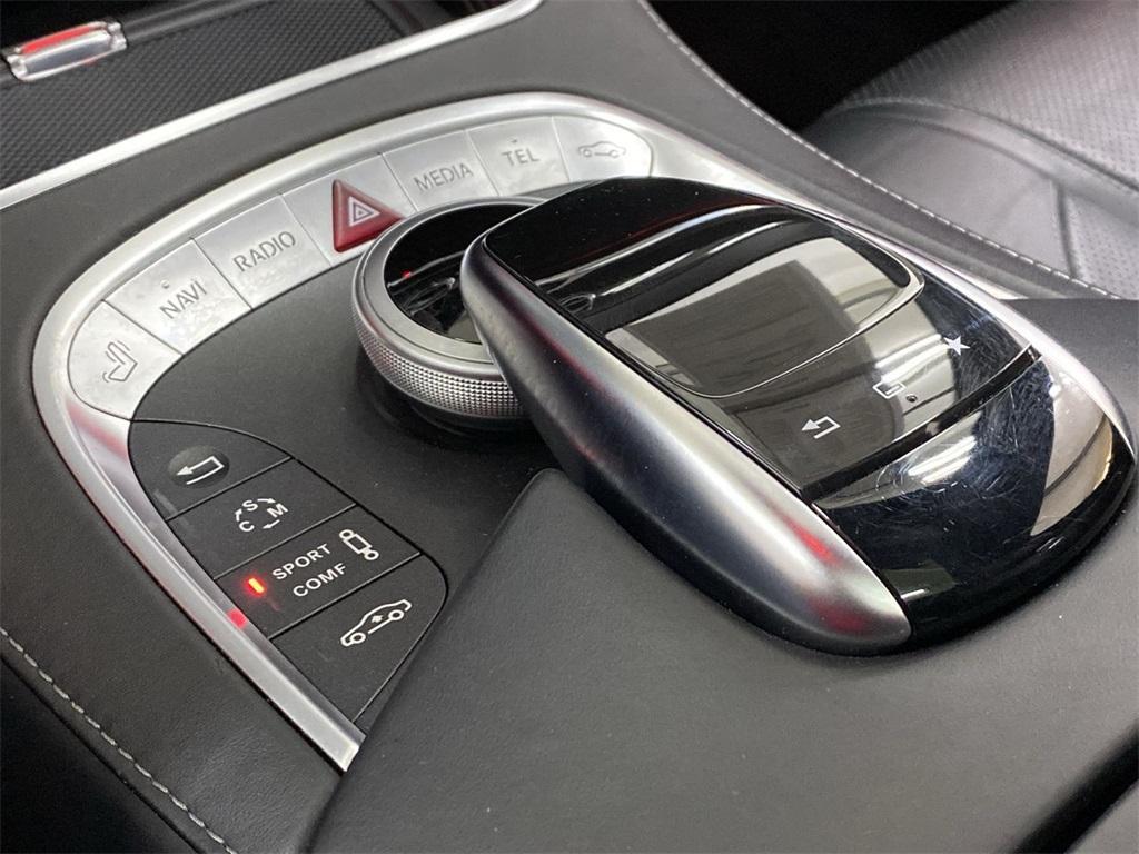 Used 2015 Mercedes-Benz S-Class S 63 AMG for sale $72,888 at Gravity Autos Marietta in Marietta GA 30060 40