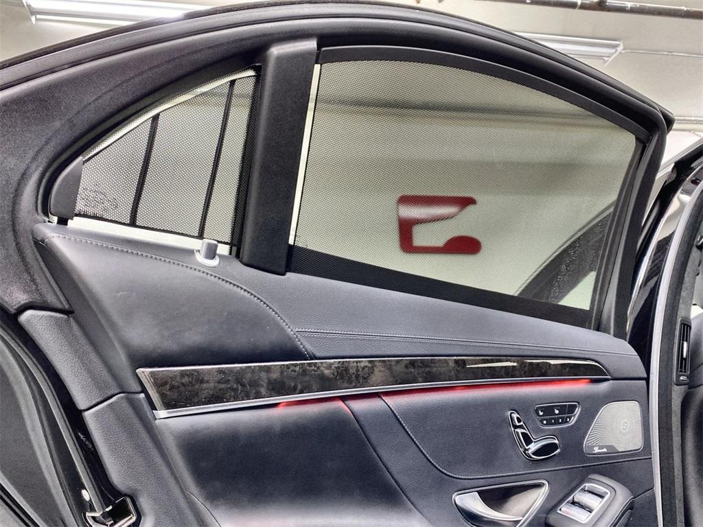 Used 2015 Mercedes-Benz S-Class S 63 AMG for sale $72,888 at Gravity Autos Marietta in Marietta GA 30060 45