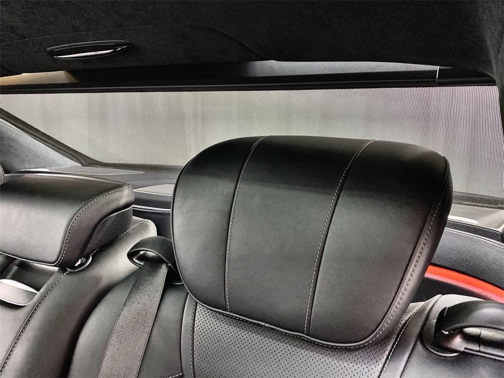 Used 2015 Mercedes-Benz S-Class S 63 AMG for sale $72,888 at Gravity Autos Marietta in Marietta GA 30060 46