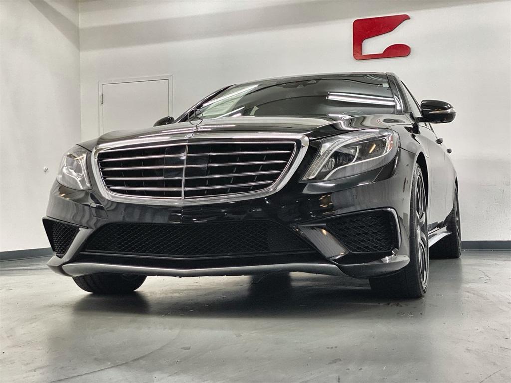 Used 2015 Mercedes-Benz S-Class S 63 AMG for sale $72,888 at Gravity Autos Marietta in Marietta GA 30060 5