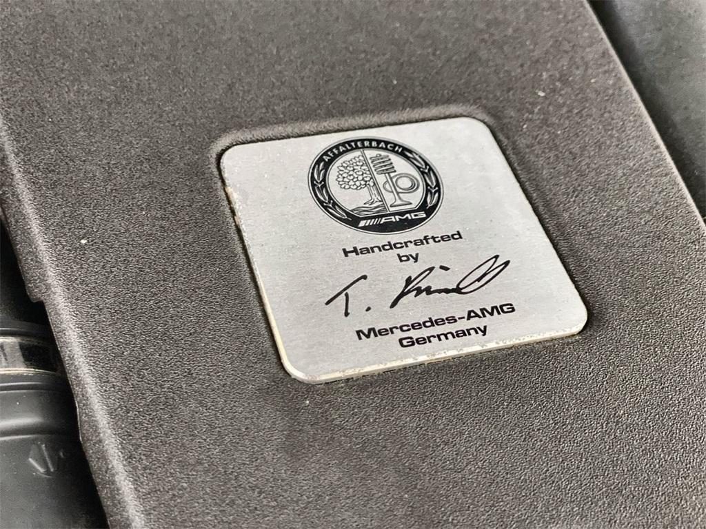 Used 2015 Mercedes-Benz S-Class S 63 AMG for sale $72,888 at Gravity Autos Marietta in Marietta GA 30060 50